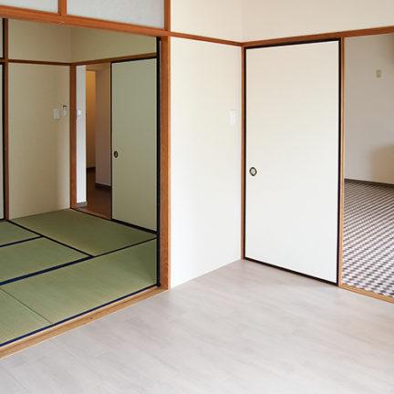 203南側個室