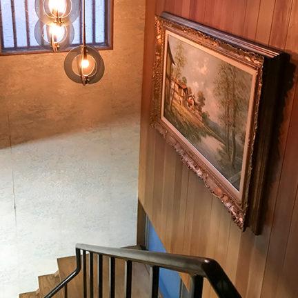 別棟-階段