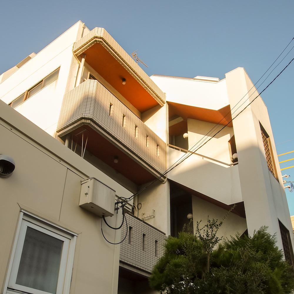 八代町の家