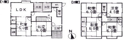 内海の家図面