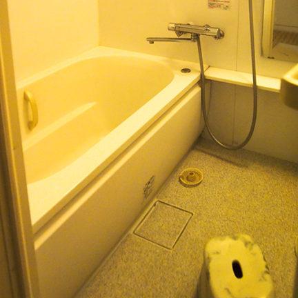 改修済のお風呂