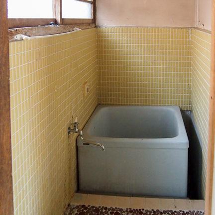 H棟 風呂