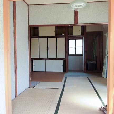 島田の一軒家