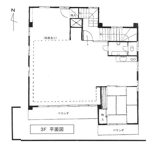 柳原の家図面